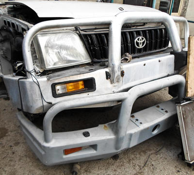 Toyota Land Cruiser Prado 150, 120, 95, 78 разбор